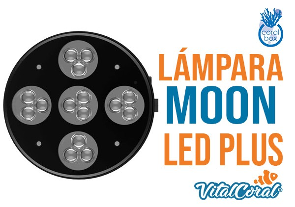 Lámpara LED Para acuarios disponible en Chile en VItalCoral