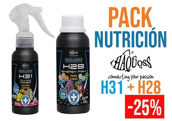 Pack Nutrición Haquoss