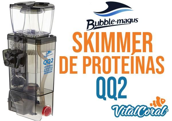 Nano skimmer Bubble Magus QQ2 en Chile