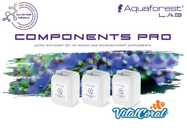 Balling Aquaforest Components PRO en Santiago de Chile